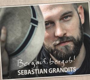 CD-Cover _Bergauf, bergab!_